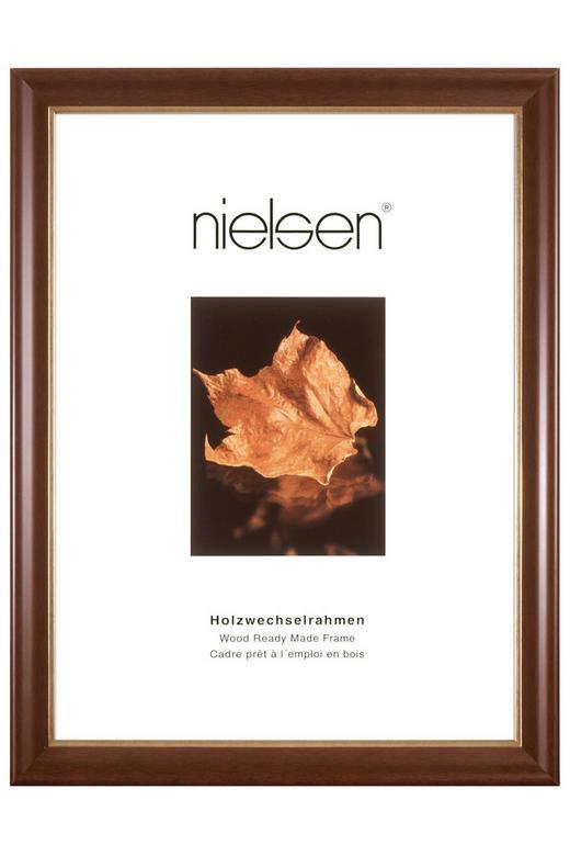 BILDERRAHMEN  Dunkelbraun - Dunkelbraun, Basics, Holz (15/20cm)