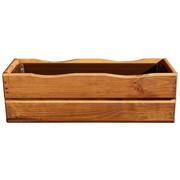 BLUMENKASTEN Holz - Kieferfarben, Basics, Holz (64/17/21cm)