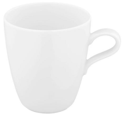 KAFFEEBECHER 400 ml - Weiß, KONVENTIONELL, Keramik (0,40l) - Seltmann Weiden
