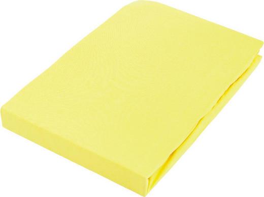 DRA-PÅ-LAKAN - gul, Basics, textil (140/200cm) - BOXXX
