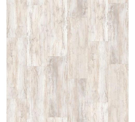 VINYLBODEN per  m² - Eichefarben/Weiß, MODERN, Kunststoff (120,9/22,5/0,53cm) - Parador
