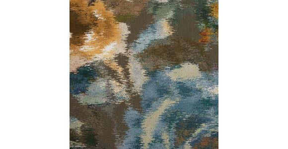 ZIERKISSEN 50/50 cm  - Gelb/Olivgrün, Design, Textil (50/50cm) - Ambiente