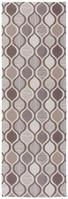 TISCHLÄUFER 35/50 cm - Beige/Braun, KONVENTIONELL, Textil (35/50cm) - Esposa
