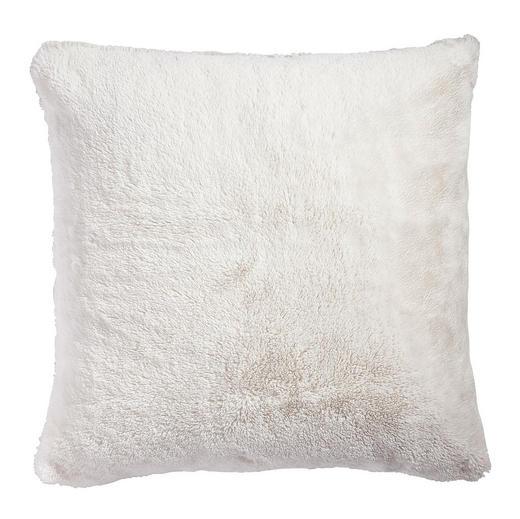 KISSENHÜLLE Beige 50/50 cm - Beige, Design, Textil (50/50cm) - Novel