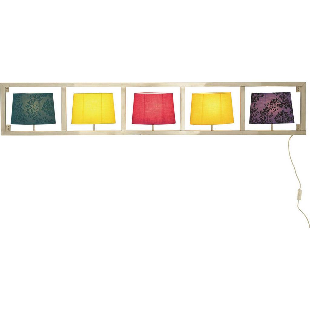 KARE-Design WANDLEUCHTE, Mehrfarbig