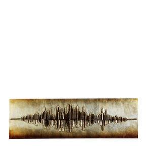 TAVLA - silver/multicolor, Design, trä (55/180cm) - Monee