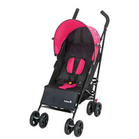 BUGGY Slim Comfort Set - Pink/Schwarz, Basics, Textil/Metall (47/84/105cm) - SAFETY