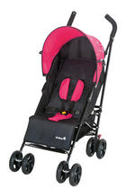 BUGGY Slim Comfort Set - Pink/Schwarz, Basics, Textil/Metall (47/84/105cm) - SAFETY