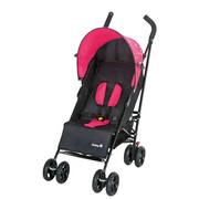 BUGGY Slim Comfort Set - Pink/Schwarz, KONVENTIONELL, Textil/Metall (47/84/105cm) - SAFETY