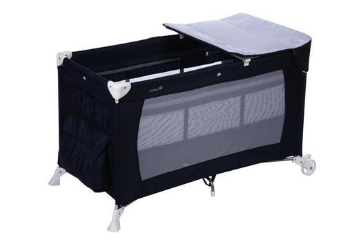 REISEBETT Full Dreams Blau - Blau, Basics, Kunststoff/Textil (103/77/72cm) - Safety 1st