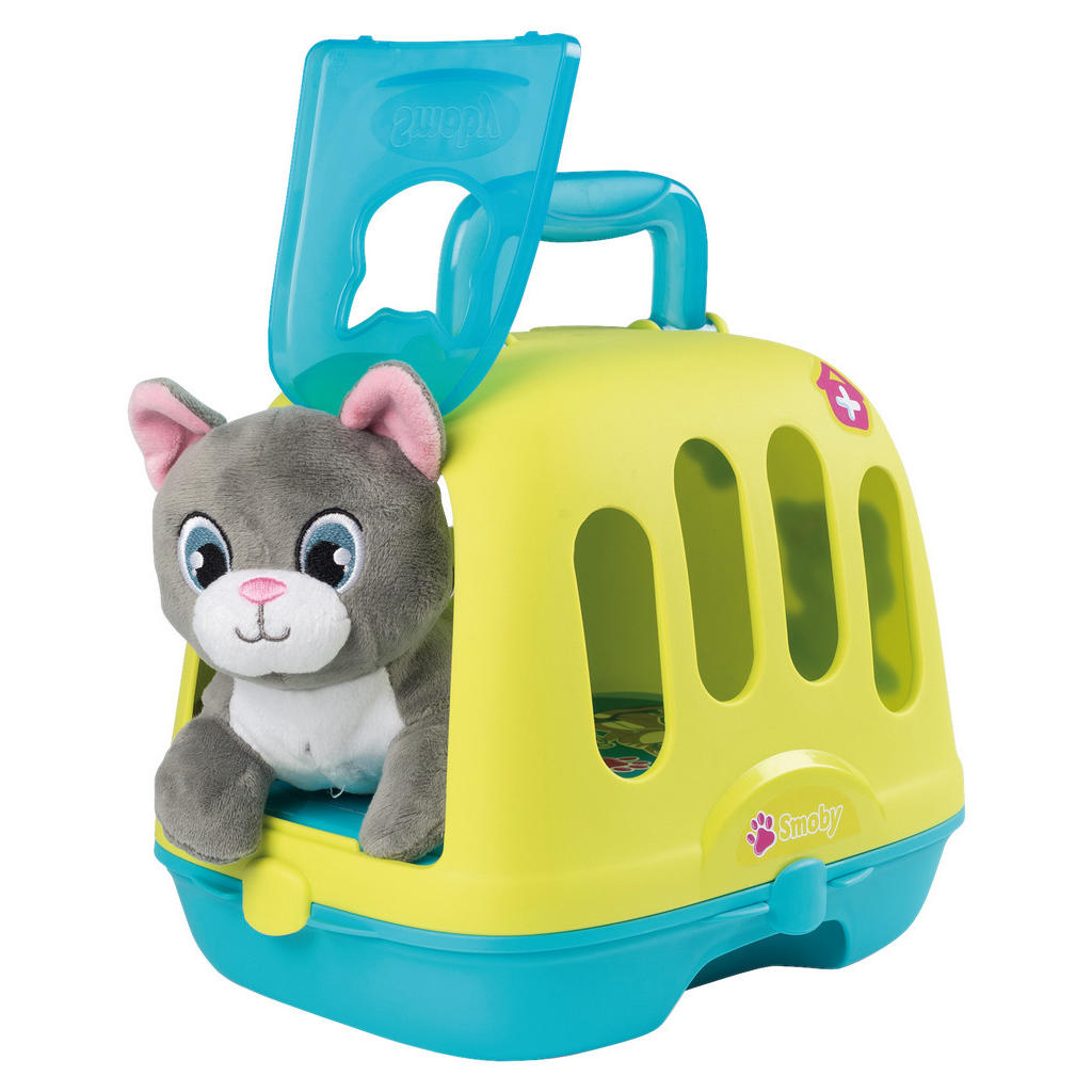 Simba Tierarzt spielset im koffer