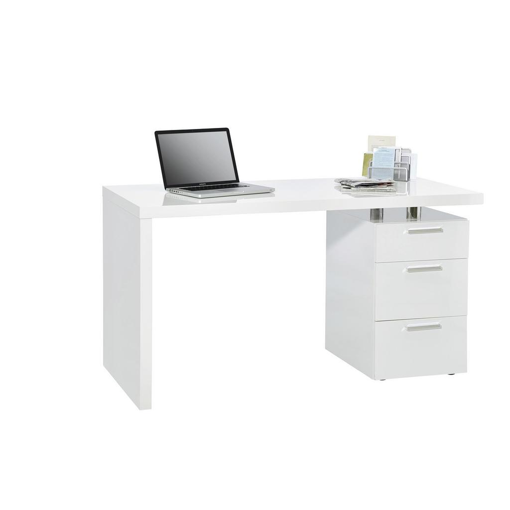 Carryhome Schreibtisch weiß