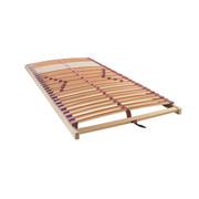 LATTENROST 90/210 cm Buche ,teilmassiv - Naturfarben/Braun, Basics, Holz (90/210cm) - Sembella