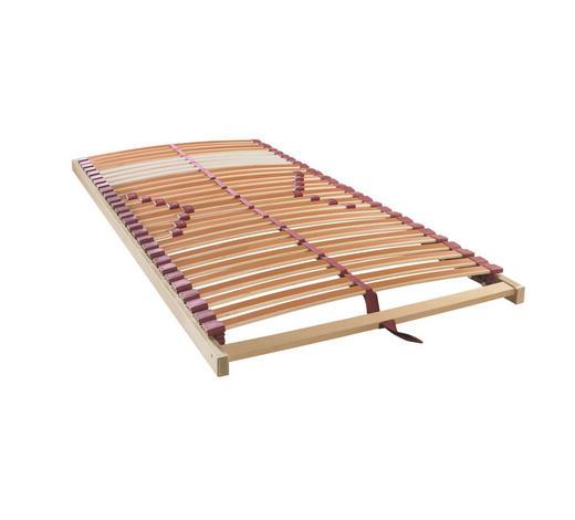 LATTENROST 90/210 cm  - Naturfarben/Braun, Basics, Holz (90/210cm) - Sembella