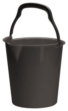 HINK - grå, Basics, plast (5,0l)