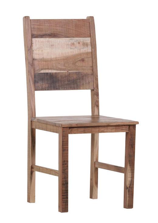 STUHL Akazie massiv Akaziefarben - Akaziefarben, LIFESTYLE, Holz (45/100/52cm) - Hom`in