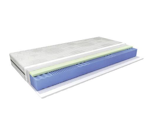 MADRAC - bijela/siva, Design, tekstil (200/90cm) - Swedish Line