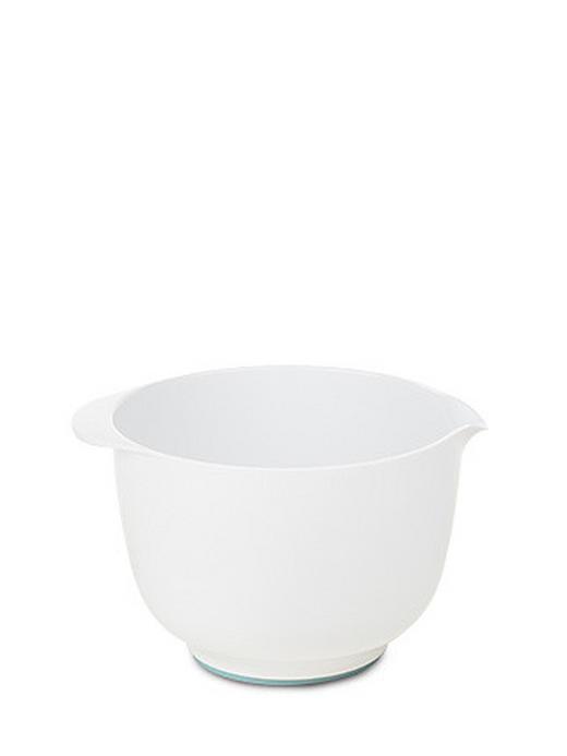 RÜHRSCHÜSSEL - Weiß, Basics, Kunststoff (2l) - Mepal Rosti