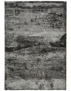 WEBTEPPICH - Silberfarben, Design, Kunststoff (160/230cm) - Novel