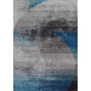 RYAMATTA - blå/grå, Klassisk, textil (80/150cm) - Novel