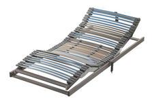 LATTENROST 90/200 cm   Buche Echtholz  - Blau/Braun, Basics, Holz (90/200cm) - Dieter Knoll