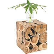 STOJAN NA KVĚTINY - přírodní barvy, Lifestyle, dřevo (40/50/40cm) - Landscape