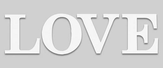 Textmotive DEKOSTICKER - Multicolor, Basics, Kunststoff (25/60/1,40cm) - Eurographics
