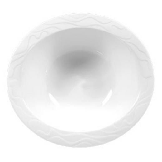 SCHALE Keramik Porzellan - Weiß, Basics, Keramik (25cm) - Seltmann Weiden