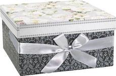 Geschenkbox - Multicolor, Trend, Papier (23/23/12cm) - Boxxx