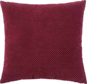 OKRASNA BLAZINA BEN, BORDO - bordo, Design, tekstil (45/45cm) - Novel