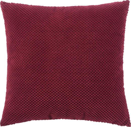 PRYDNADSKUDDE - bordeaux, Basics, textil (45/45cm) - NOVEL