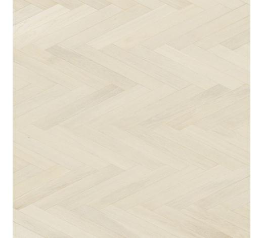 Parkett PARKETTBODEN Eiche  per  m² - Perlmutt/Hellgrau, LIFESTYLE, Holz (57/9,5/1,05cm) - Parador
