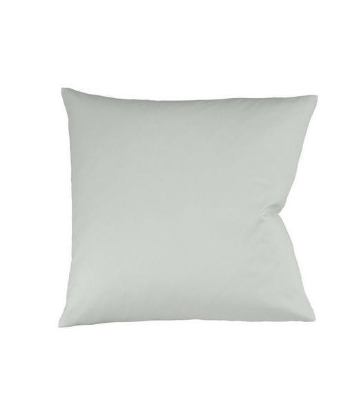 KISSENHÜLLE Silberfarben 40/40 cm - Silberfarben, Basics, Textil (40/40cm) - Fleuresse
