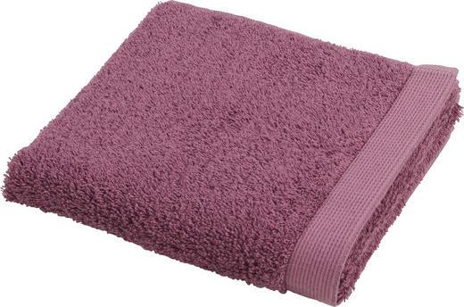 HANDTUCH 50/100 cm - Violett, KONVENTIONELL, Textil (50/100cm) - Vossen
