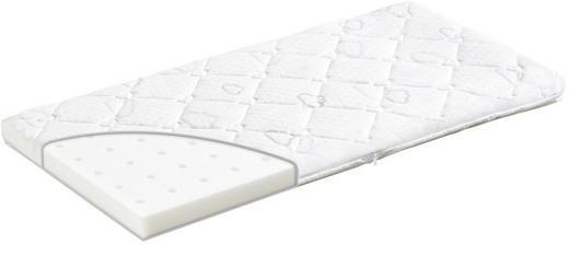 MATRACE DO KOLÉBKY - bílá, Basics, textilie (40/90/cm) - Träumeland