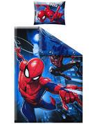 OTROŠKA POSTELJNINA - večbarvno, Basics, tekstil (140/200cm) - Disney