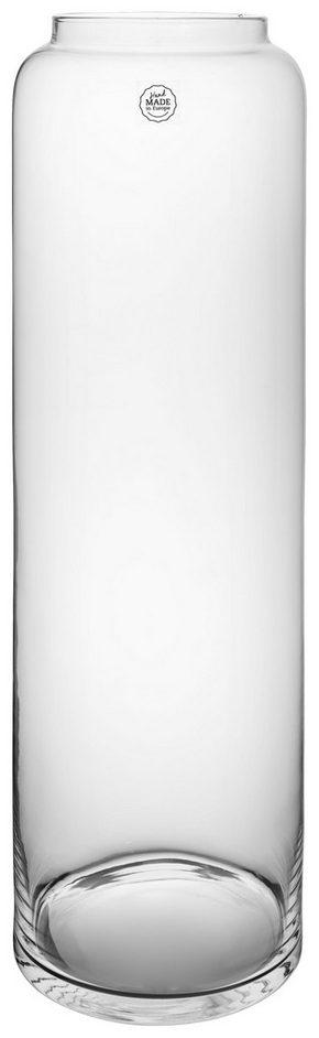 VAS - klar, Basics, glas (19/60cm) - Ambia Home