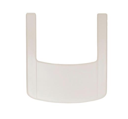 ESS- UND SPIELBRETT Buche - Weiß, Basics, Holz (42/5/40cm) - Geuther