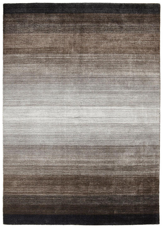 ORIENTTEPPICH  60/90 cm  Braun, Grau, Naturfarben - Braun/Naturfarben, Basics, Textil (60/90cm) - Esposa