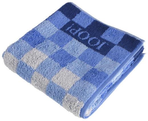 HANDTUCH 50/100 cm - Blau/Hellgrau, Design, Textil (50/100cm) - Joop!