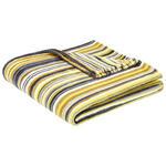 Kuscheldecke Felicia - Gelb, KONVENTIONELL, Textil (150/200cm) - Ombra