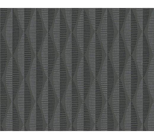 VLIESTAPETE 10,05 m  - Dunkelbraun/Schwarz, MODERN, Textil (53/1005cm)