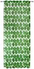 FERTIGVORHANG  halbtransparent  135/245 cm - Grün, KONVENTIONELL, Textil (135/245cm) - Esposa