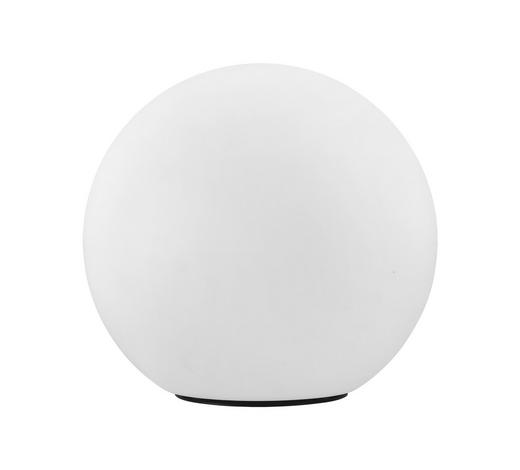 AUßENKUGELLEUCHTE - Weiß, KONVENTIONELL, Kunststoff (50cm)