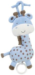 SPIELUHR - Blau/Weiß, Basics, Textil (21cm) - My Baby Lou
