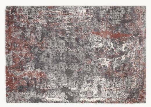 VINTAGE-TEPPICH  140/200 cm  Hellrot - Hellrot, Design (140/200cm) - Novel