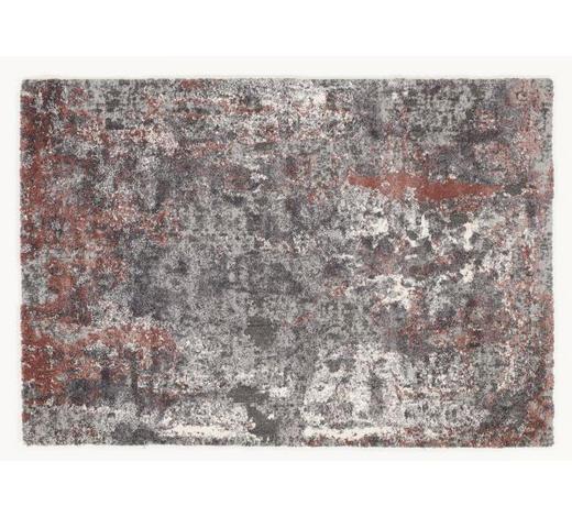 VINTAGE-TEPPICH - Hellrot, Design (65/130cm) - Novel