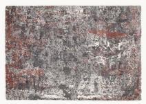 VINTAGE-TEPPICH  - Hellrot, Design, Textil (65/130cm) - Novel