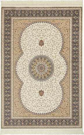 VÄVD MATTA - beige, Lifestyle, textil (100/150cm) - Esposa