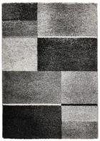 WEBTEPPICH  67/130 cm  Grau - Grau, Textil/Weitere Naturmaterialien (67/130cm) - Novel